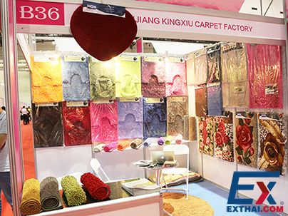 PUJIANG KINGXIU CARPET FACTORY