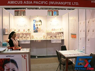 AMICUS ASIA PACIFIC (WUHAN) PTE LTD.