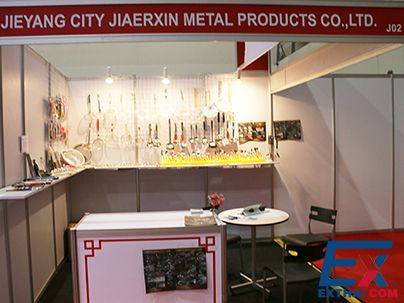 JIEYANG CITY JIAERXIN METAL PRODUCTS CO.,LTD.