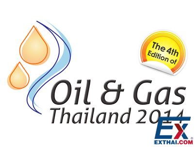 Oil & Gas Thailand 2014