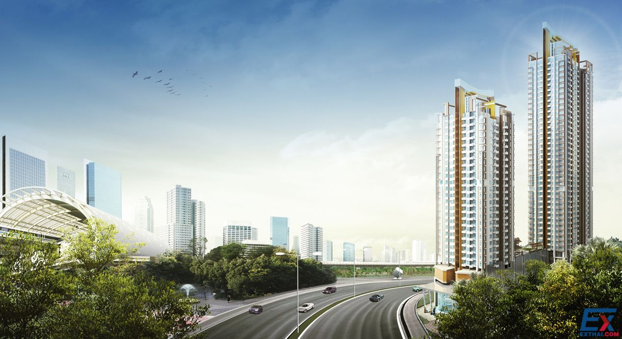 Circle The Futuerscape of Bangkok pre-sales on House and Condo Show