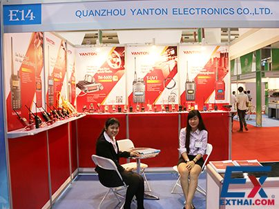 QUANZHOU YANTON ELECTRONICS CO.,LTD.