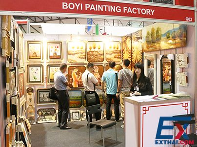 Guangzhou Boyi Decorative painting Factory
