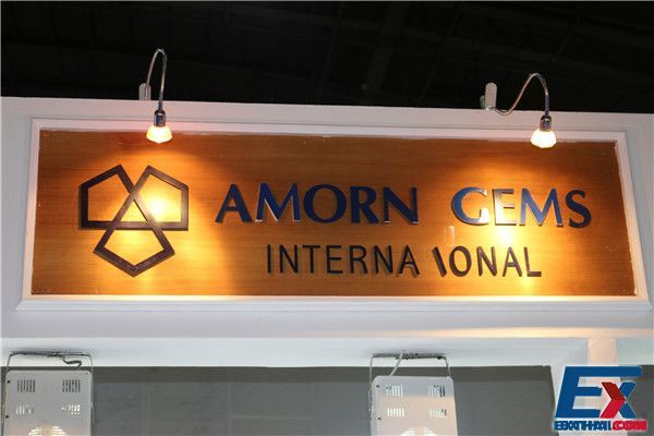 Amorn gems International co.,ltd & Master diamond co.,ltd