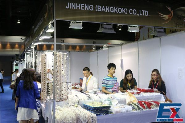 JINHENG (BANGKOK) provides fresh water Pearl and Silver Jewelry
